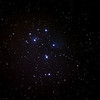 Messier 45 - Pleiades Seven Sisters Subaru Matariki - 29/10/2013 (Processed stack)