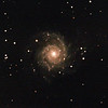 Messier M74 - NGC628 - Spiral Galaxy in Pisces - 17/09/2020 (Processed cropped stack)