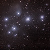 Messier M45 - Pleiades - Seven Sisters - Subaru - Matariki - 30/10/2016 (Processed cropped stack)