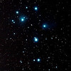 Messeir 45 - Pleiades - Seven Sisters - Subaru - Matariki - 8/12/2012 (Processed cropped stack)