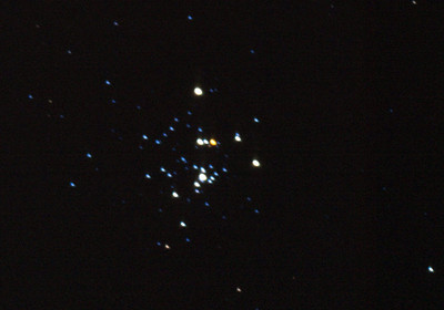 Caldwell 94 - NGC 4755 - Jewel Box Cluster- January 22, 1980