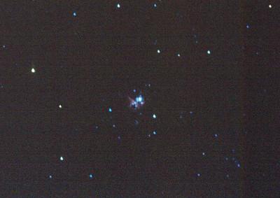 Caldwell 103 - NGC2070 - 30 Doradus - Tarantula Nebula- January 22, 1980