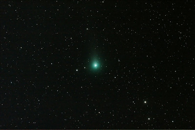 Comet Lovejoy - C/2013 R1 - 10/11/2013 (Processed stack)