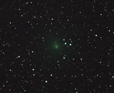 Comet 103P/Hartley 2 - 28/11/2010 (Re-processed and Cropped Stack)
