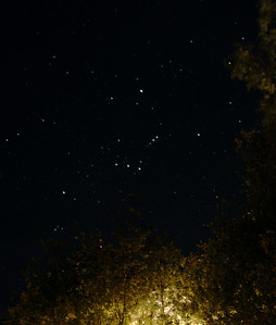 Constellation Orion - Busselton - 17/12/2011 (Processed and cropped image)