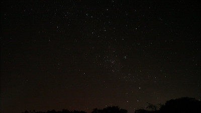 Milky Way and Southern Cross Rising- Busselton - 19/12/2011 (Processed still images into video