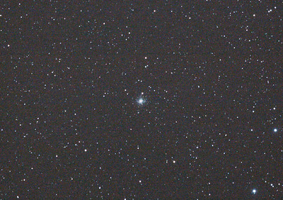 Caldwell 47 - NGC6934 - Delphinis Globular Cluster - 5/7/2011 (Processed cropped stack)