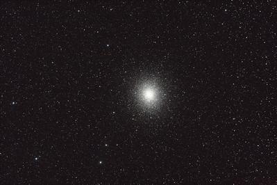 Caldwell 80 - NGC5139 - Omega Centauri Globular Cluster - 26/8/2011 - Dark Sky site near Wagin (Processed stack)