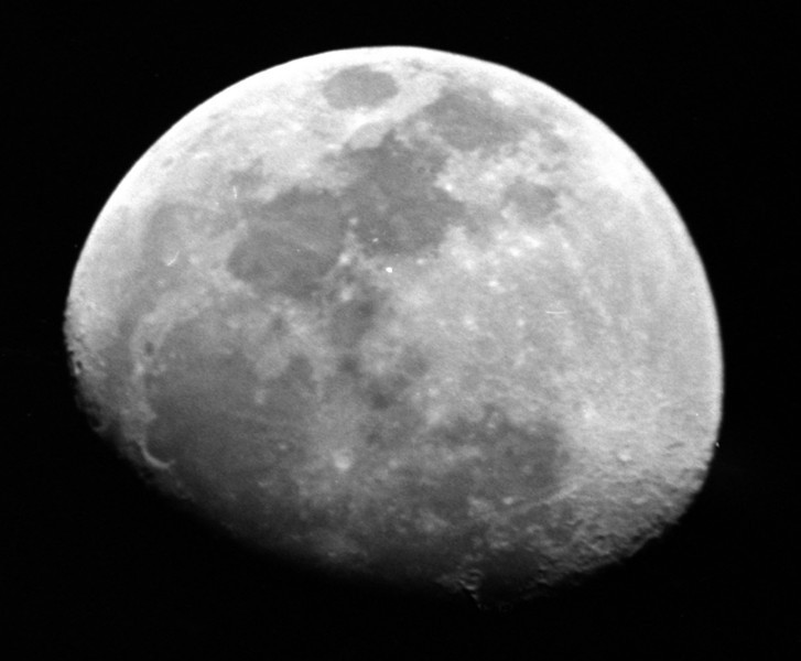 Waxing Moon 21st March 1978