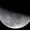 Third Quarter Moon - 13/04/2012 (Processed and cropped)