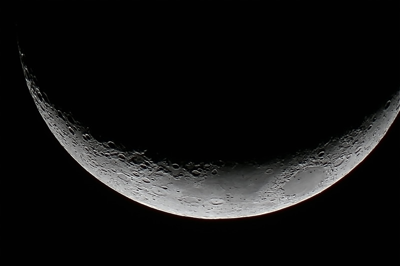 Moon - 27/10/2014 (Processed stack)