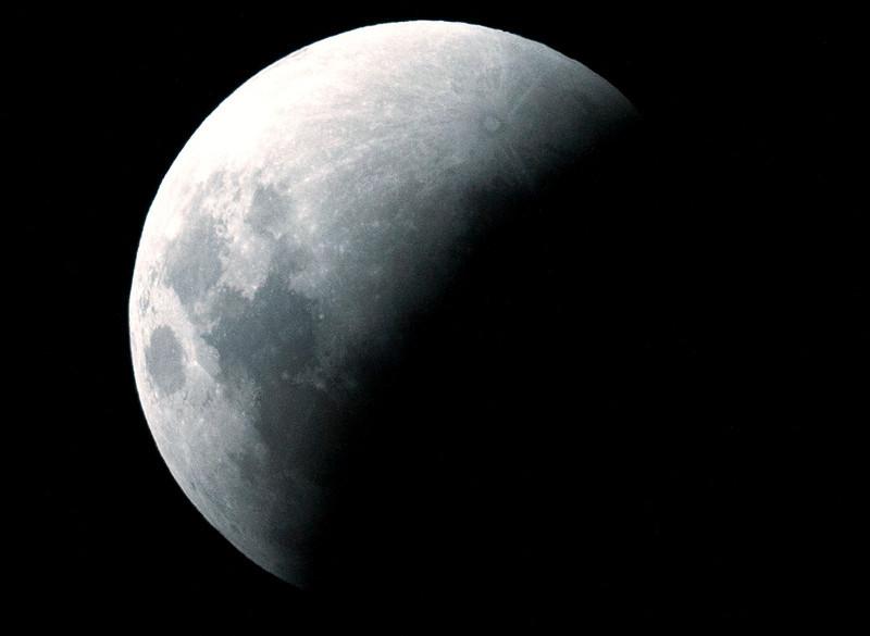 Lunar Eclipse 10/12/2011 @9:20 AWST