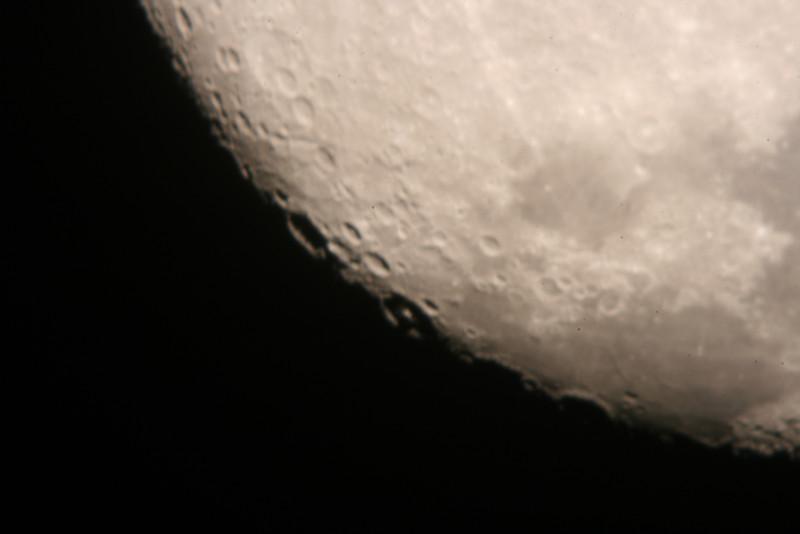 Lunar Limb at 17 days old - 25/09/2010 (Original)