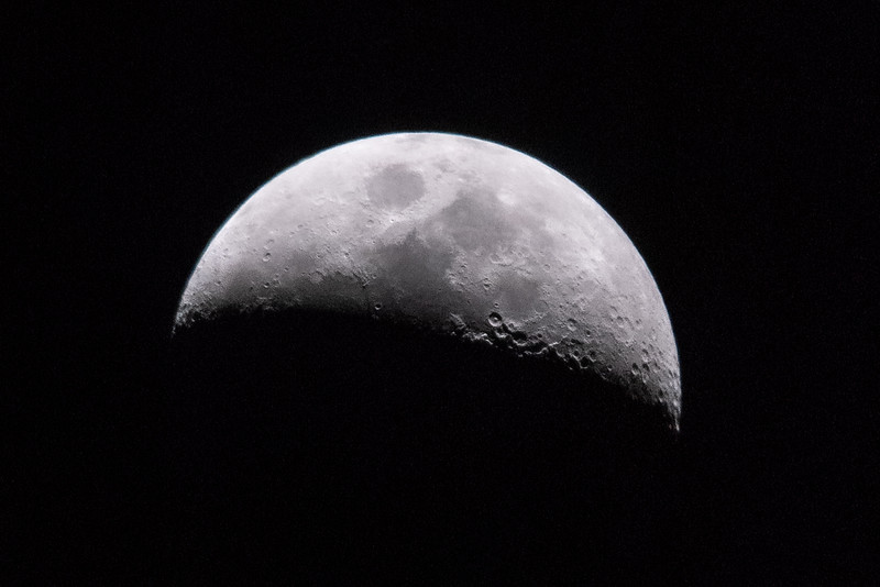 Lunar Astrophotography night at Perth Observatory - 22/10/2020 (Single S9+ image)
