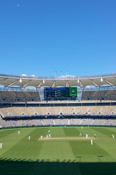 Cricket Test Aus vs India Day 4