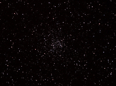 Caldwell 54 - NGC2506 - Open Cluster in Monoceros - 3/2/2013 (Processed cropped stack)