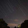 Constellation Orion Rising - Busselton - 18/12/2011 (Processed still images into stop-trails with StarStax)