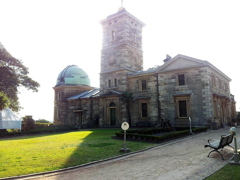 Sydney Observatory - 23/7/2014