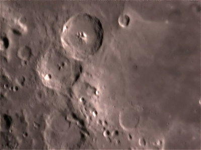 This is a photo of the Mare nectaris region, taken with my etx 125 and a sac 7 ccd with a scopetronix powermate tele.