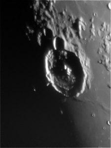 Crater Gassendi