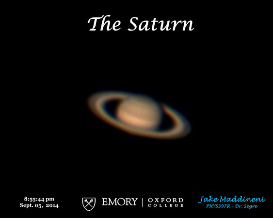 The Saturn 2