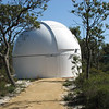 Dome for  1m Zadko Telescope at Gingin - 4/10/2006