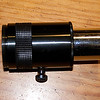 """1.25"""" Eyepeice projection and prime focus camera T-adapter"""