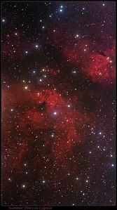 Gamma Cygni Nebula