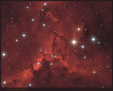 Inside The Heart Nebula