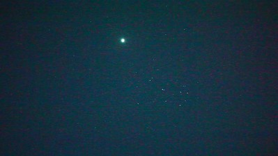 ISS, Venus and Pleiades [Video]
