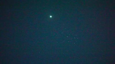 ISS, Venus and Pleiades [Video]