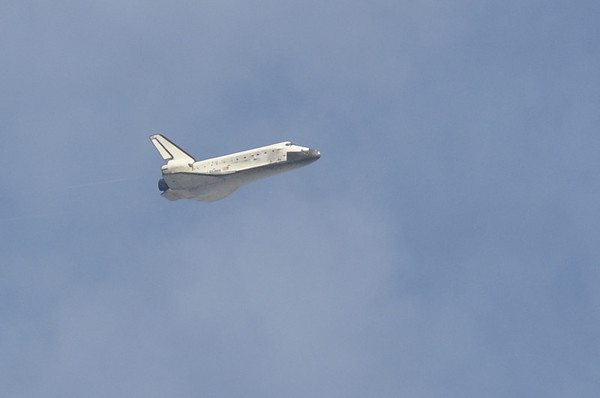 STS-128 Discovery Landing @ Edwards