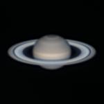 Saturn (surprise)<br /> April 27th 2013 day before opposition<br /> <br /> Celestron EdgeHD 1100<br /> PGR Flea3 CCD Mono<br /> Astronomik RRGB<br /> Celestron CGEM DX
