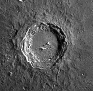Copernicus crater