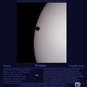 Venustransit-BESTOF