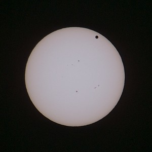 Venus get even more sharper