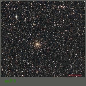 Yer (Place) : Tutyeli-Uludag-Bursa Tarih (Date) : 11-08-2007 Teleskop (Optics) : Takahashi Sky90 f/8.8  Kundak (Mount) : Takahashi EM-11 guided by SBIG STV Camera : StarlightXpress SXV-MX25C CCD  Poz (Exposure) : 10x5 min Görüntü İşleme (Processing) :Astroart 3.0 (Image Aquisition), Images Plus 2.75 , Photoshop CS2