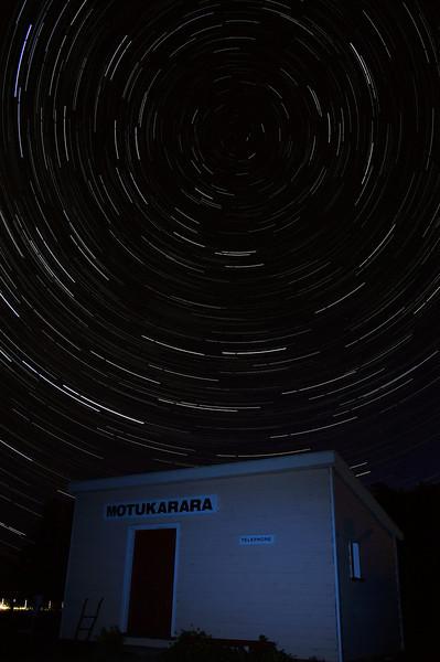 Startrails Motukarara II