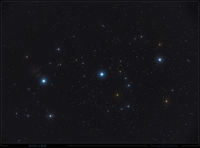 Orion´s Belt