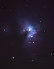 "Orion Nebula - In the middle of the sword of the Constellation Orion<br /> <br /> Nikon D90 on a 8"" CST telescope (2000mm f/10.0), 20 Secs at iso3200"