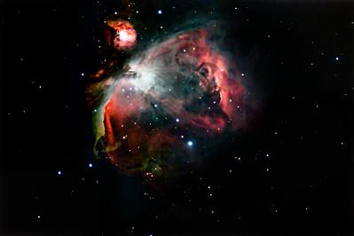 M42 La grande nébuleuse d'Orion