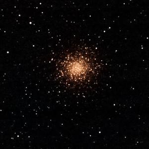 M14 Globular Cluster in Ophiucius