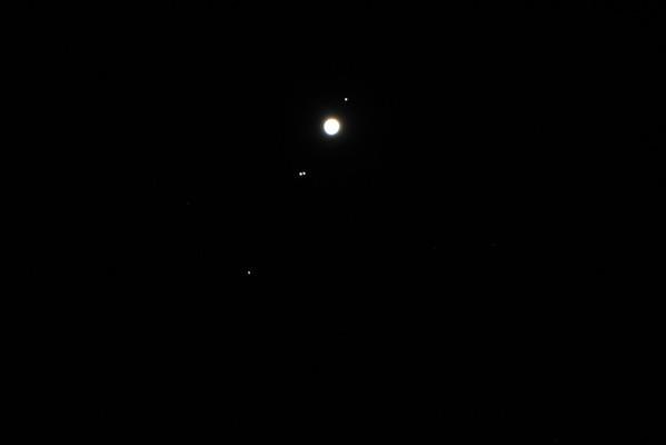 Jupiter+4moons