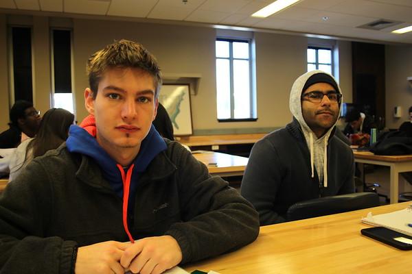 Graham and Sameer.