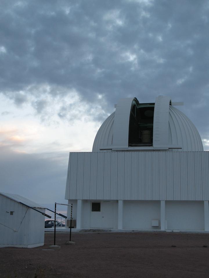 The 1.5m telescope