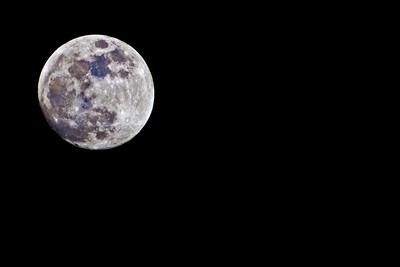 The Moon #1