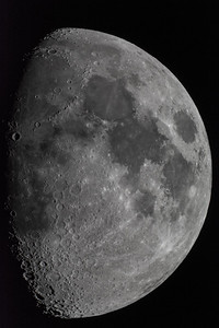 The Moon in HD