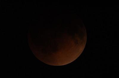 Total Lunar Eclipse April 15th, 2014