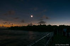 Totality from pier at Green Island.