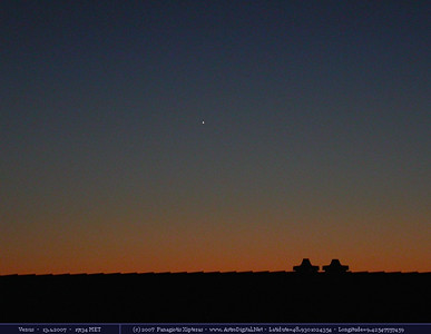 Venus - January 13th 2007
